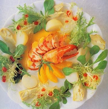 Millionaire's Lobster Salad