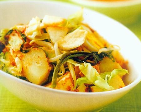 indonesioan salad