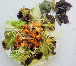 wild-mushroon-salad