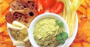 Guacamole Salad Dip Recipe