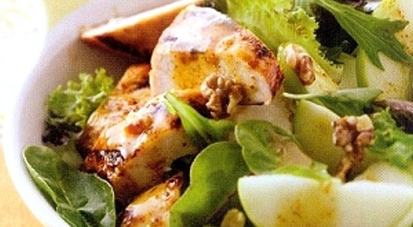 Apple and Chicken Salad Recipe