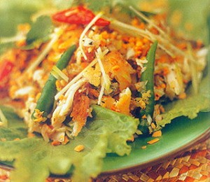 spicy mackerel salad recipe